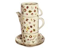 NOEL Kaffee/Tee Set 5-tlg 0,32 L