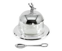 Marmeladenglas Hirsch H 11 cm