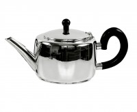 Teekanne Sheffield, schwerversilbert, Inhalt 1,2 Liter