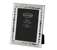 Fotorahmen Gubbio für Foto 20 x 25 cm, edel versilbert, anlaufgeschützt , mit 2 Aufhängern