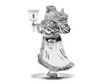 Kerzenleuchter Santa Claus H 20 cm