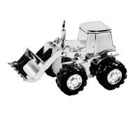 Spardose Traktor H 9 cm