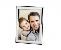 Fotorahmen Bilderrahmen Angers für Foto 13 x 18 cm, Echtsilber, anlaufgeschützt