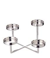 Kerzenhalter Pamplona H 14 cm