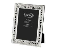 Fotorahmen Gubbio für Foto 15 x 20 cm, edel versilbert, anlaufgeschützt , mit 2 Aufhängern
