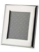 Fotorahmen Positano für Foto 15 x 20 cm, edel versilbert, anlaufgeschützt, mit 2 Aufhängern