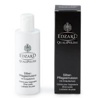 QualiPolish® Silber-Pflege-Emulsion mit Anlaufschutz, Inhalt 125 ml